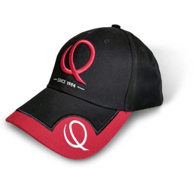 Casquette Quantum Tournament noir