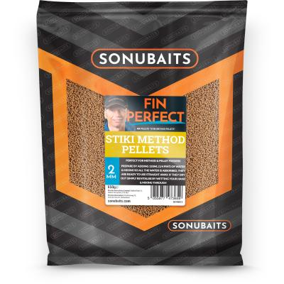 Sonubaits Pellets Stiki F1 Method 2Mm 650g