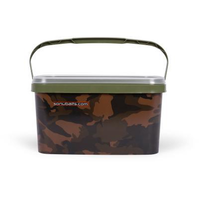 Sonubaits Camo Bucket