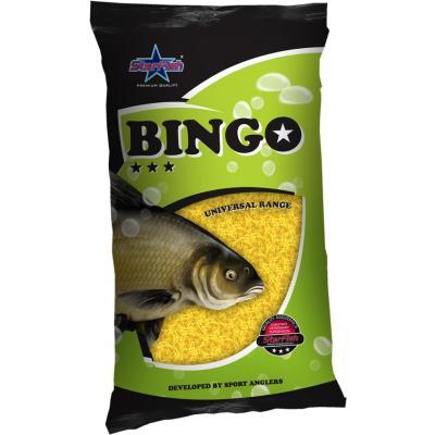 Starfish Bingo 0,85 kg d'eau courante