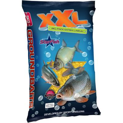 Starfish Xxl 3kg carpe tanche / crucian