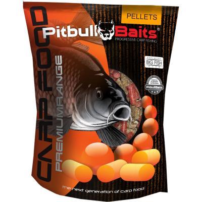 Pitbull Baits Pellet`S Cherry 10Mm / 1KG