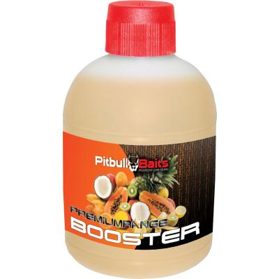Pitbull Baits Booster Halibut 300 Ml