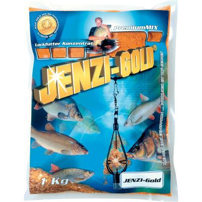 Jenzi Gold attractant concentrate 1kg barbel / cheese