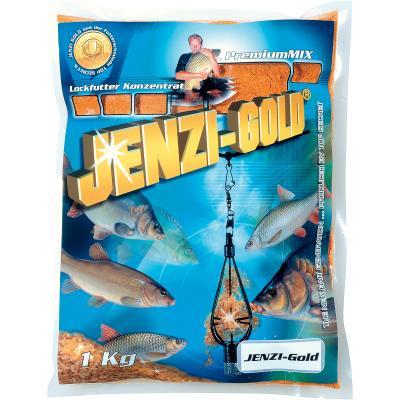 Jenzi Gold basic feed 1kg ground mix