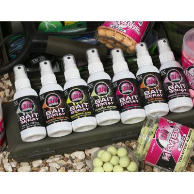 MAINLINE Bait Spray Coquillages Poivre Noir