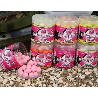 MAINLINE High Visual Mini Pop-ups Pink Fruittella 10 mm