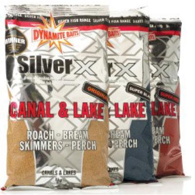Appâts Dynamite Silv X River Original 1 kg