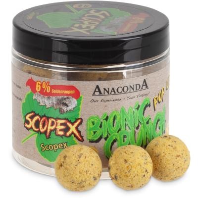 Anaconda Bionic Crunch Pop Up's 20mm Scopex