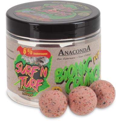 Anaconda Bionic Crunch Pop Up's 20mm Surf'nTurf