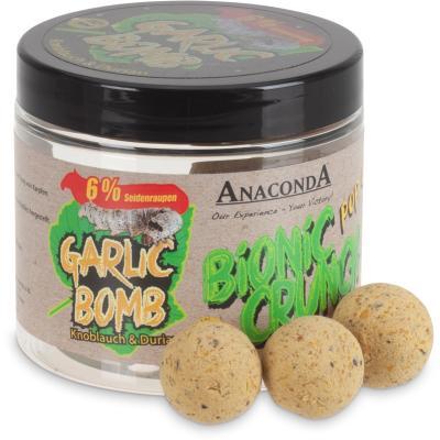 Anaconda Bionic Crunch Pop Up's 20mm GarlicBomb
