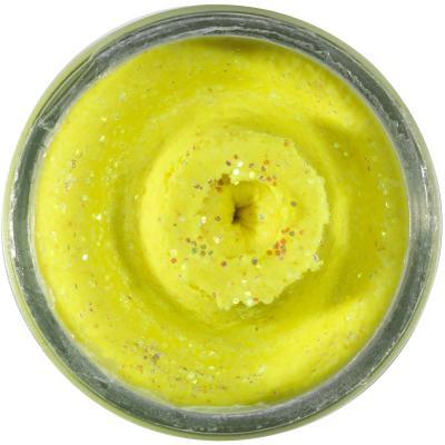 Berkley PowerBait Sinking Glitter Trout Bait Sunshine Yel 65g