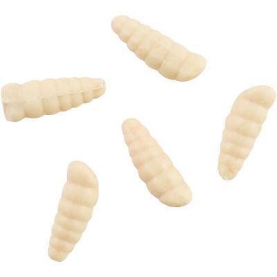 Berkley Gulp! Alive! Waxies White 1cm