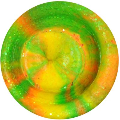 Berkley Gulp! DOUGH Natural SCENT GARLIC Rainbow Candy