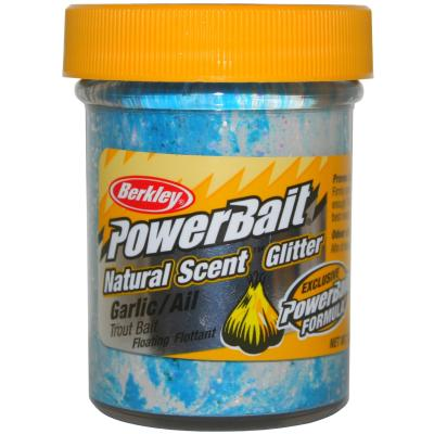 Berkley Powerbait Dough Natural Scent Neon Blue