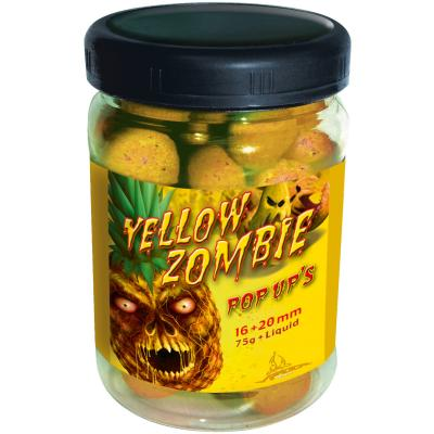 Quantum 16+20mm Pop Up Yellow Zombie