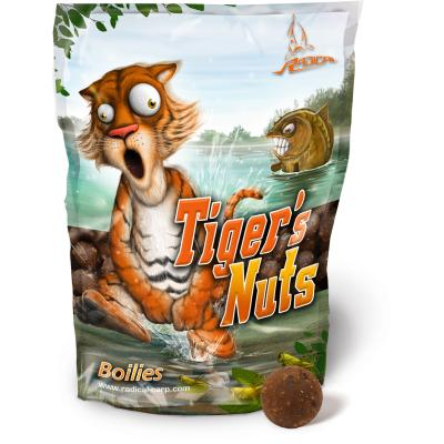 Quantum Radical Tiger's Nuts Boilie 20mm 1kg