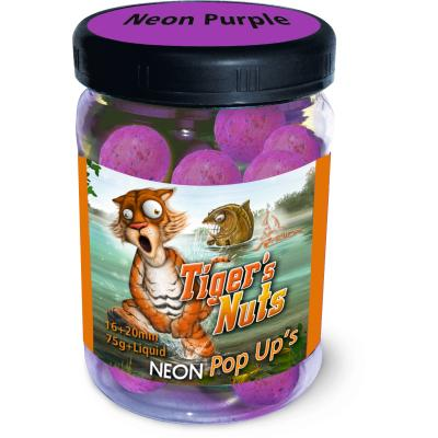 Quantum Radical Tiger's Nuts Neon Pop Up's 16mm 75g