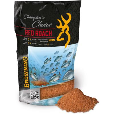 Browning Grundfutter Red Roach 1kg