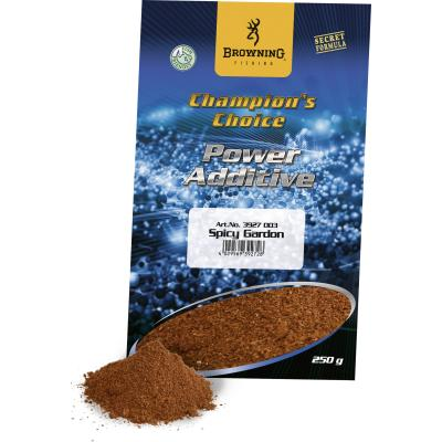 Browning Champion's Choice Power Additive Spicy Gardon 250g