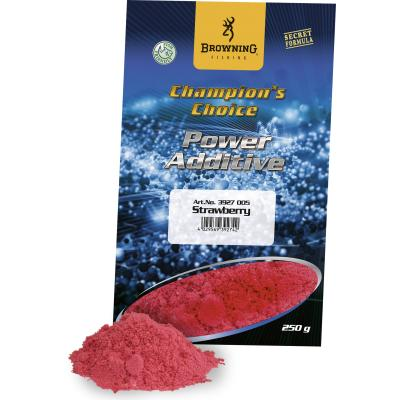 Browning Champion's Choice Power Additive Erdbeere 250g