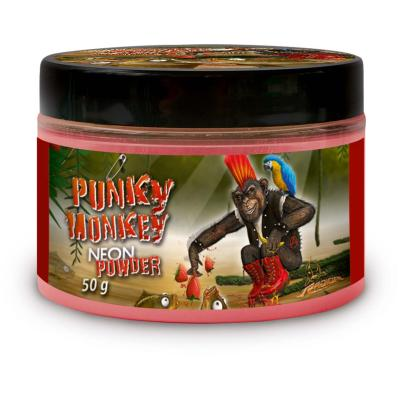 Radical Punky Monkey Néon Poudre, 50 g