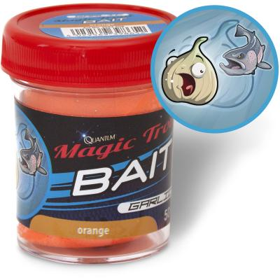 Quantum Trout Bait orange Knoblauch 50g