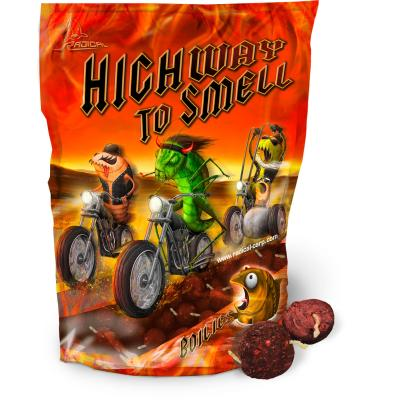 Radical Highway to Smell Boilie 16mm 1kg