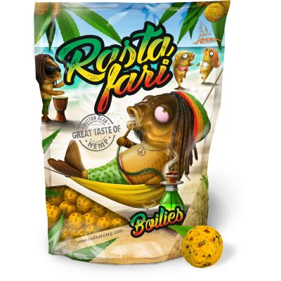 Radical Rastafari Boilie 16mm 1kg