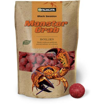 Radical Baits Red Monster Boilie Ø20mm 1kg