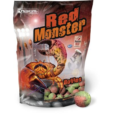 Radical Baits Red Monster Boilie Ø24mm 0,8kg