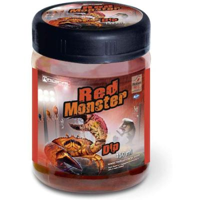 Radical Baits Red Monster Dip 150ml