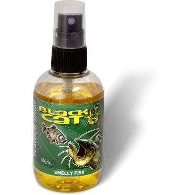 Black Cat Flavour Spray gelb Smelly Fish 100ml