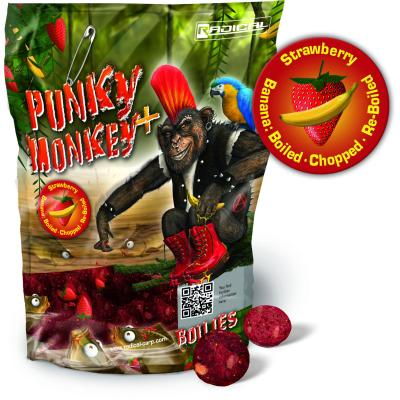 Radical Punky Monkey+ Boilie Ø20mm 1kg