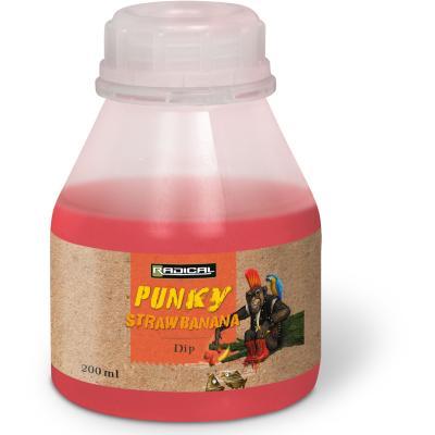Radical Punky Strawbanana Dip 200ml light red