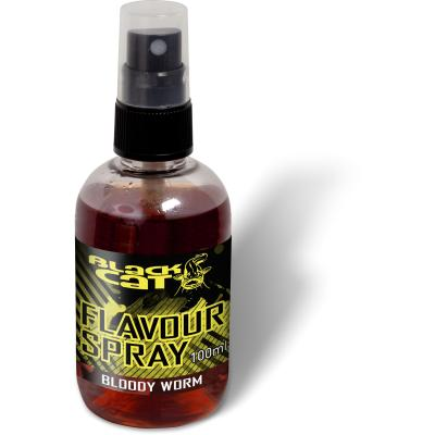 Black Cat Flavor Spray 100ml Bloody Worm