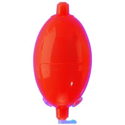 Boule à eau JENZI à écoulement interne, rouge vif, 40,0 g