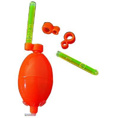 Adaptateur bâton lumineux JENZI pour boules d'eau