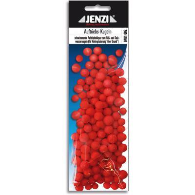 JENZI buoyancy balls color red