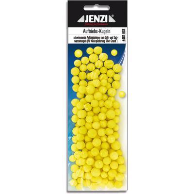 JENZI buoyancy balls color yellow