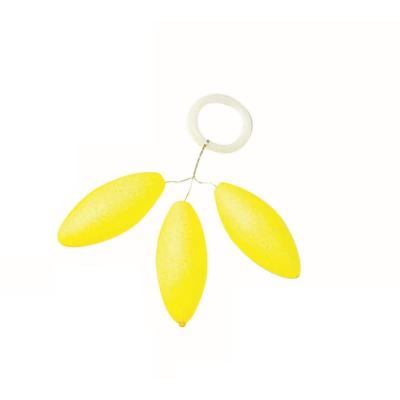 Paladin Fixpilot oval yellow 6x12 mm SB3