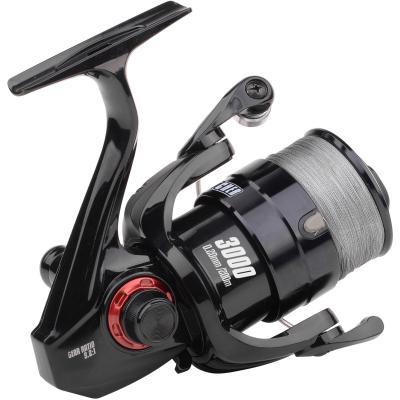 Powercatcher Reel 3000 W / 100M 0.20Mm Braid 200 / 0,20 5.2: 1