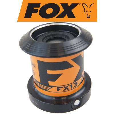 FOX FX13 spare spool shallow
