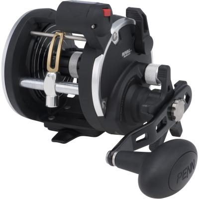 Penn Rival Level Wind 15 Lw Lc Lh Reel Box
