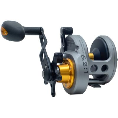 Fin Nor Lethal Lever Drag 2 Speed Reel 16 5.8:1