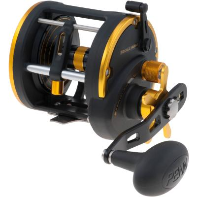 Penn Squall 20 Levelwind Lh Reel Box
