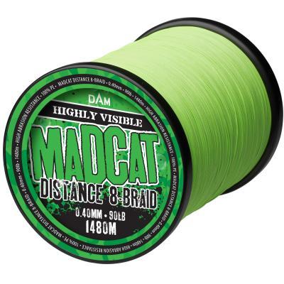 MADCAT Distance 8-Braid 990M 115Lb 0.50mm