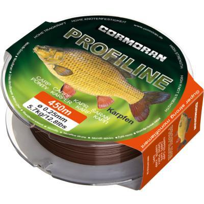 Cormoran Profiline Carpe 450m 0.25mm