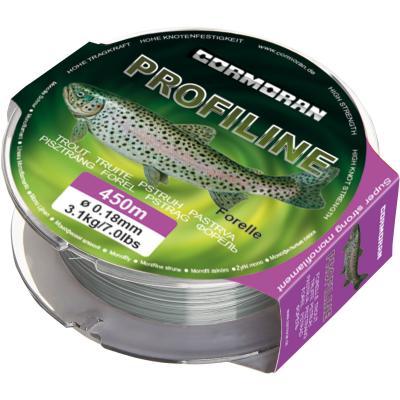 Truite Profiline Cormoran 450m 0.18 mm