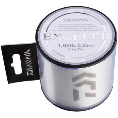 Daiwa Exceler transparent 0.25mm 5.2kg 1850m